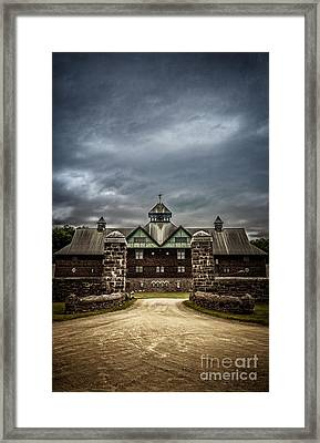 Private School Framed Print by Edward Fielding