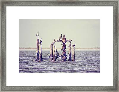 Production Meeting Framed Print