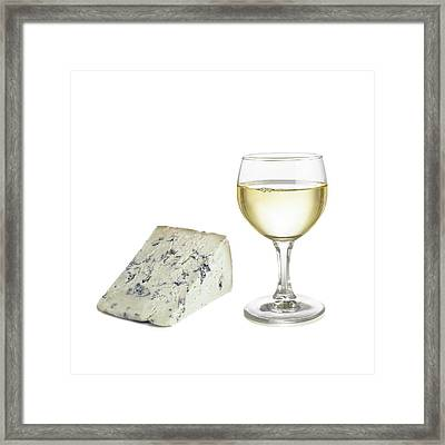 Products Of Fermentation Framed Print