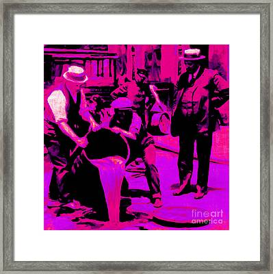 Prohibition 20130218m68 Framed Print by Wingsdomain Art and Photography