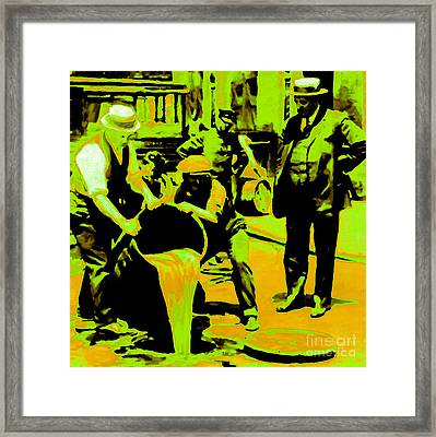 Prohibition 20130218p45 Framed Print by Wingsdomain Art and Photography