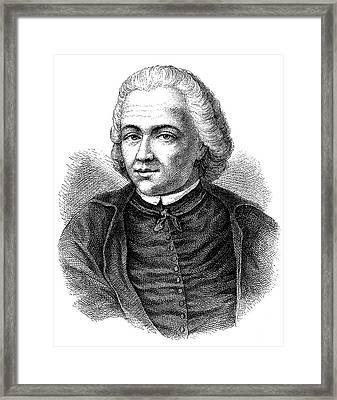 Prokop Divis Framed Print by Bildagentur-online/tschanz