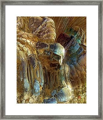 Prometheus 4 Framed Print