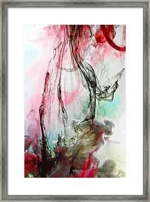 Prometheus Bound Framed Print by Petros Yiannakas