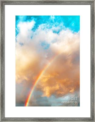 Promise Framed Print by MaryJane Armstrong