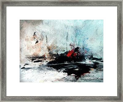 Promise Framed Print by Trilby Cole