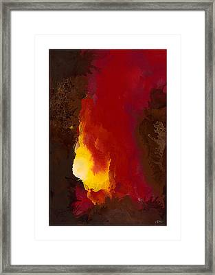 Promised Spirit Framed Print