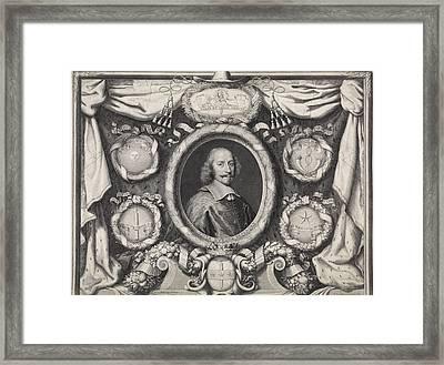 Promotional Print Of Raymundus Berenger Of Lorraine 1660 Framed Print