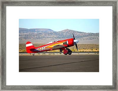 Prop Plane 3 Framed Print