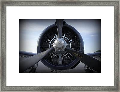 Framed Print featuring the photograph Props by Laurie Perry