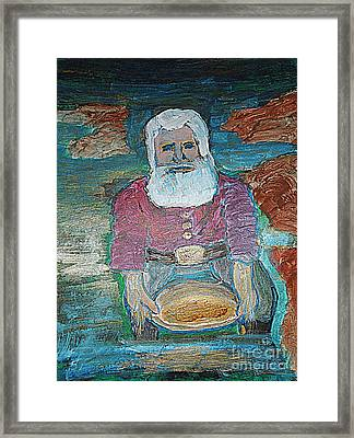 Prospector 1 Framed Print by Richard W Linford