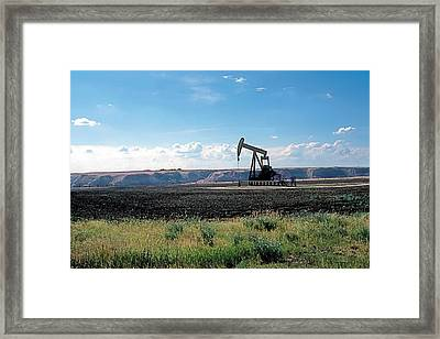 Prosperity 2 Framed Print