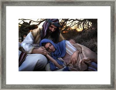 Protect Framed Print