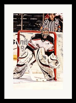 American Hockey League Framed Prints