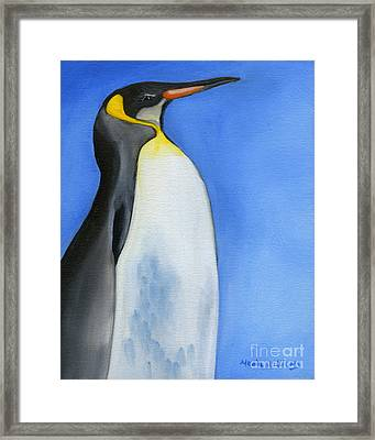 Proud  Framed Print by Maria Williams