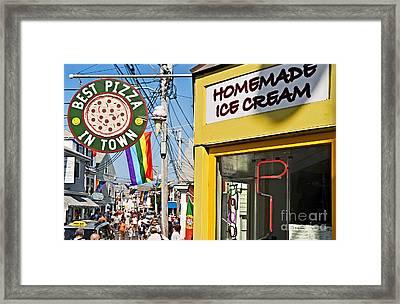 Provincetown Framed Print by John Greim