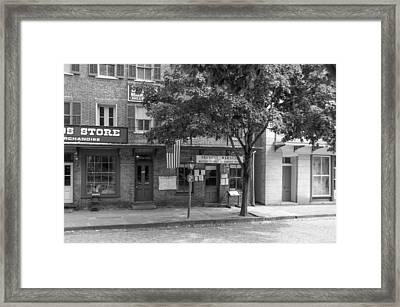 Provost Marshal Framed Print by Guy Whiteley