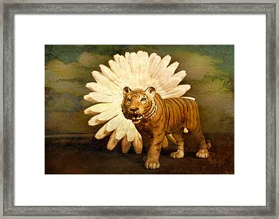 Prowling Framed Print by Jeff  Gettis