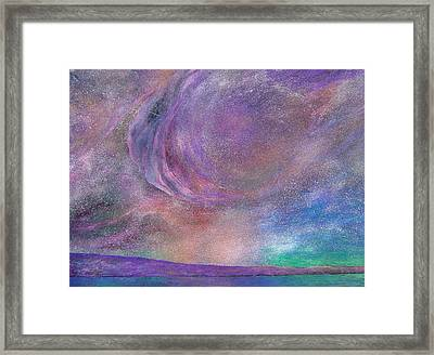Psalm 96 11 No. 1 Framed Print by J Michael Orr