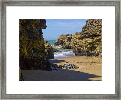 Pt Reyes National Seashore Framed Print by Bill Gallagher