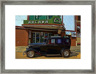 Public Enemy Number One Framed Print by Tim McCullough