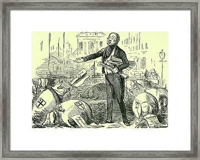 Public Health Act Framed Print by Universal History Archive/uig