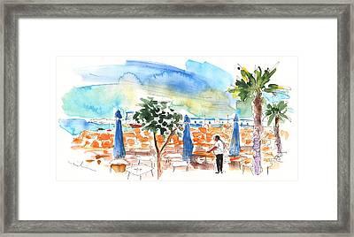 Puerto Rico 01 Framed Print by Miki De Goodaboom