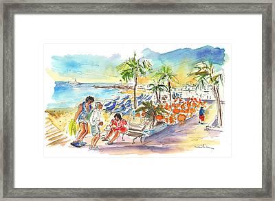 Puerto Rico 02 Framed Print by Miki De Goodaboom