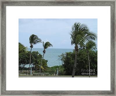Puerto Rico I Framed Print