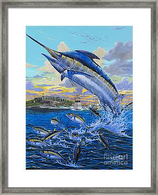 Puerto Rico Ibt 2013 Off00144 Framed Print by Carey Chen
