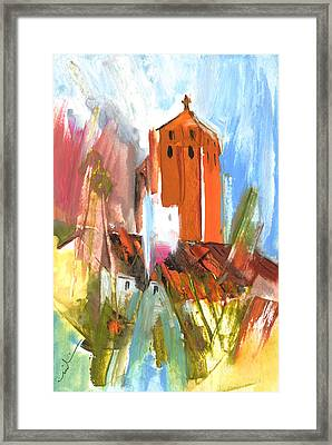 Puicheric 01 Framed Print