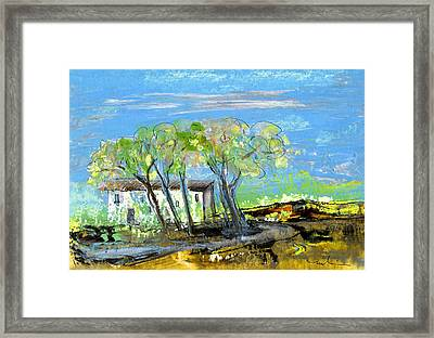 Puicheric 04 Framed Print by Miki De Goodaboom