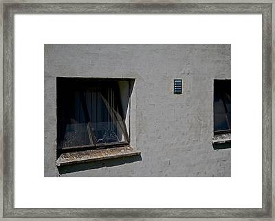 Punctuation Framed Print