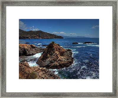 Punta Banda 001 Framed Print