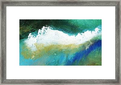 Pura Natural Framed Print by L J Smith