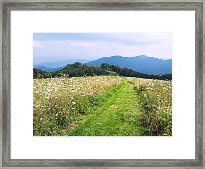 Purchase Knob Framed Print by Melinda Fawver
