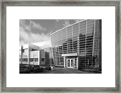 Purdue University Birck Nanotechnology Center Framed Print by University Icons