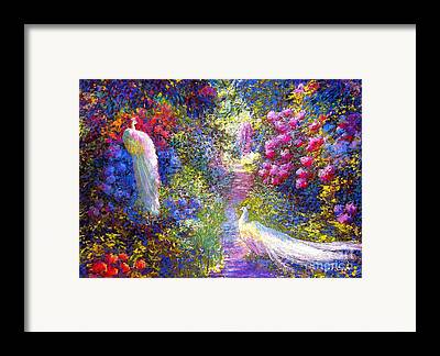 Azaleas Framed Prints