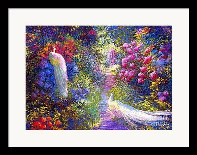 Lilacs Framed Prints