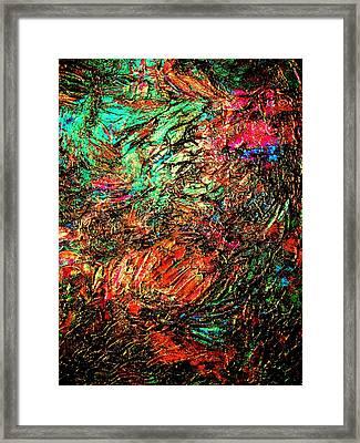 Pure Bliss Framed Print
