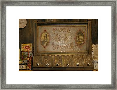 Pure Spices Framed Print by David Simons