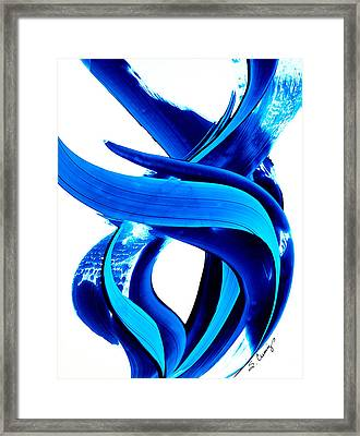 Pure Water 138 Framed Print