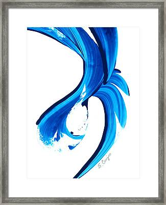 Pure Water 260 Framed Print