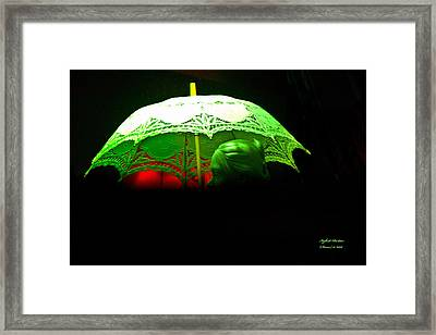 Purim - Ester The Queen Framed Print