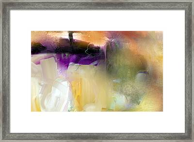Purple Dream Framed Print