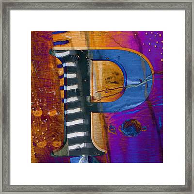 Purple Infusion Framed Print by Carol Leigh