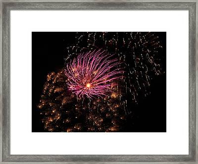 Purple Orbit Framed Print by Aimee L Maher Photography and Art Visit ALMGallerydotcom