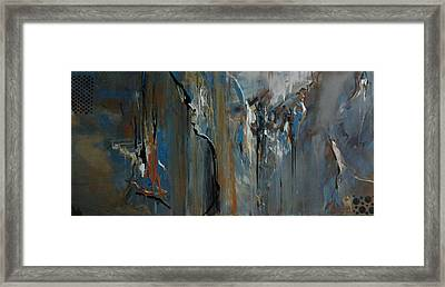 Pursuing Destiny Framed Print by Kelly Turner