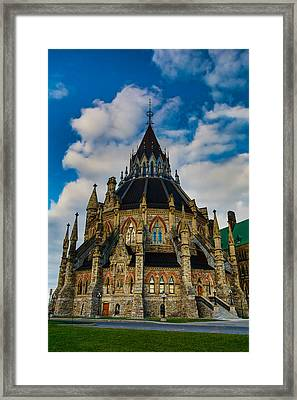 Put Your Ball Shoes On Framed Print by Eti Reid
