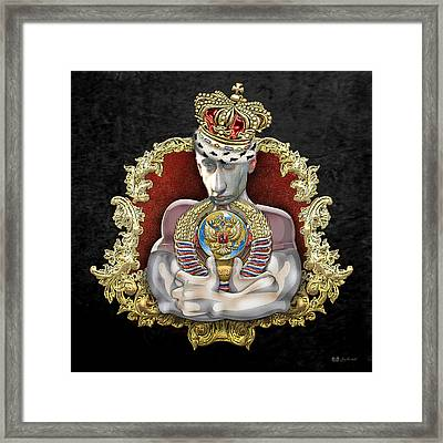 Putin's Dream - U S S R 2.0 Framed Print